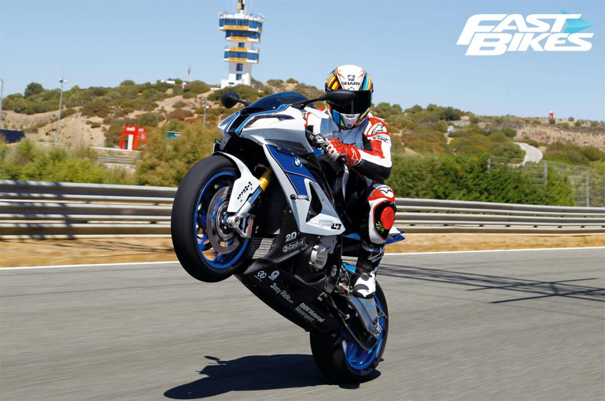 BMW HP4 Wallpaper Fastbikes