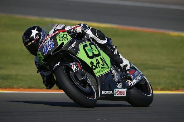 Scott Redding: MotoGP Test – Fastbikes