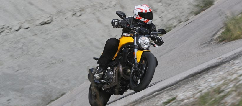 Read Watch 2018 Ducati Monster 821 Launch Review