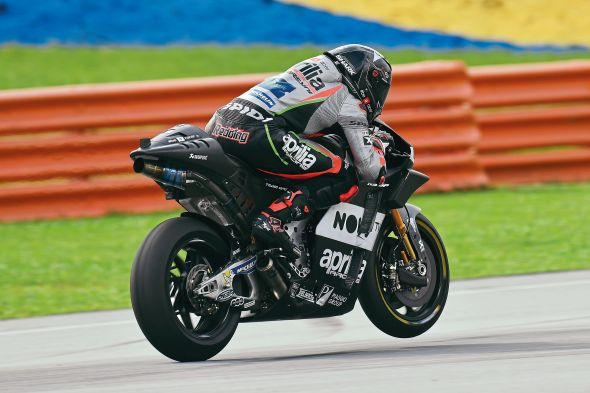 Five reasons why we think Scott Redding will go well in BSB