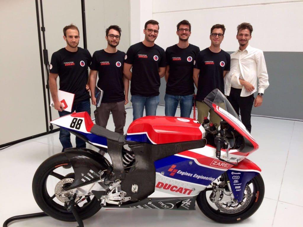 Unibo electric Ducati