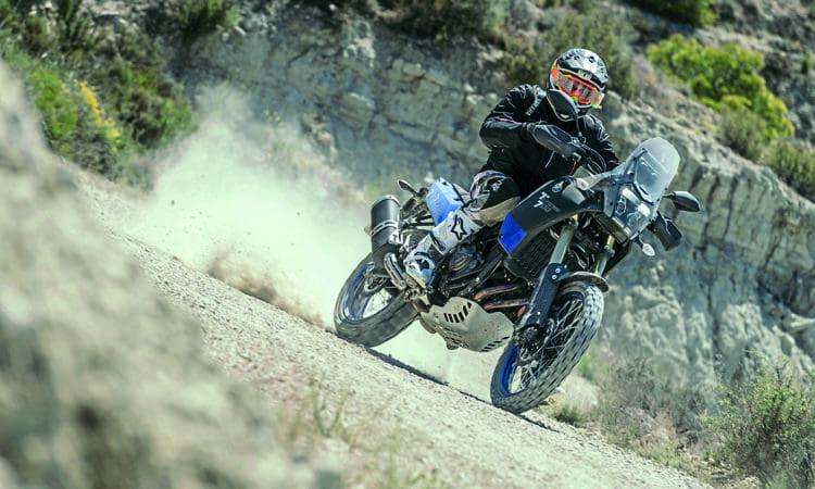 Yamaha Tenere 700 Launch