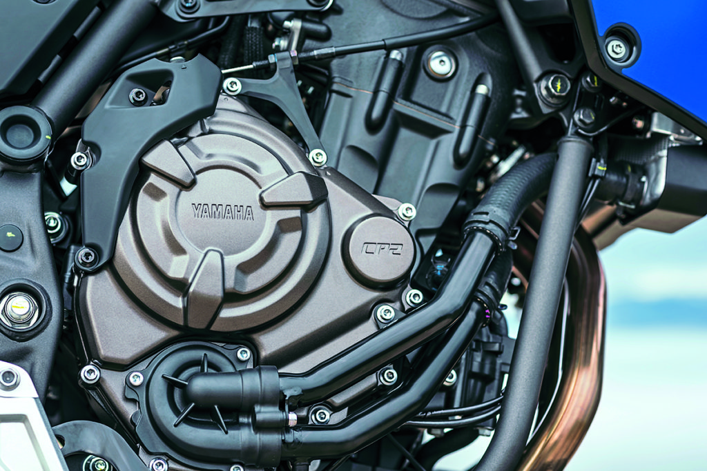 Yamaha's found another home for its CP2 motor.