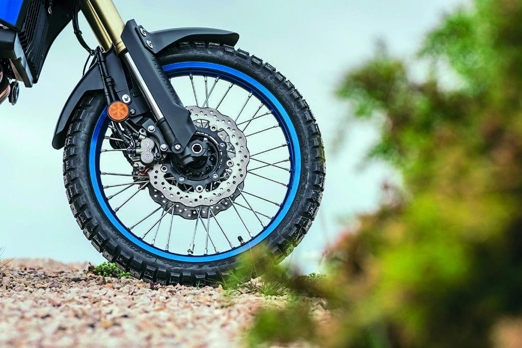 The whole 21 inches! Photo: Yamaha