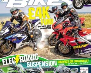 Fast Bikes magazine October cover
