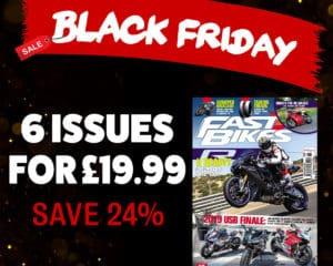 Black Friday Fast Bikes