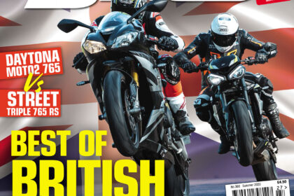 Summer 2020 edition of Fast Bikes.