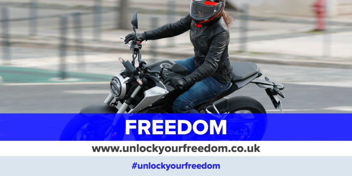unlock your freedom