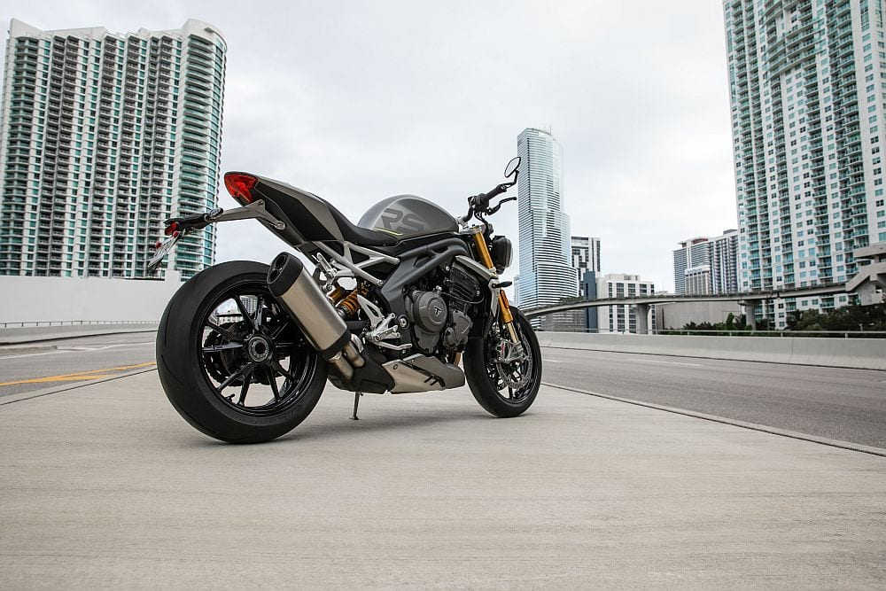 Triumph reveals its FASTEST and LIGHTEST Speed Triple ever
